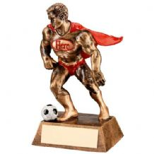 "FOOTBALL ""HERO"" FIGURE"